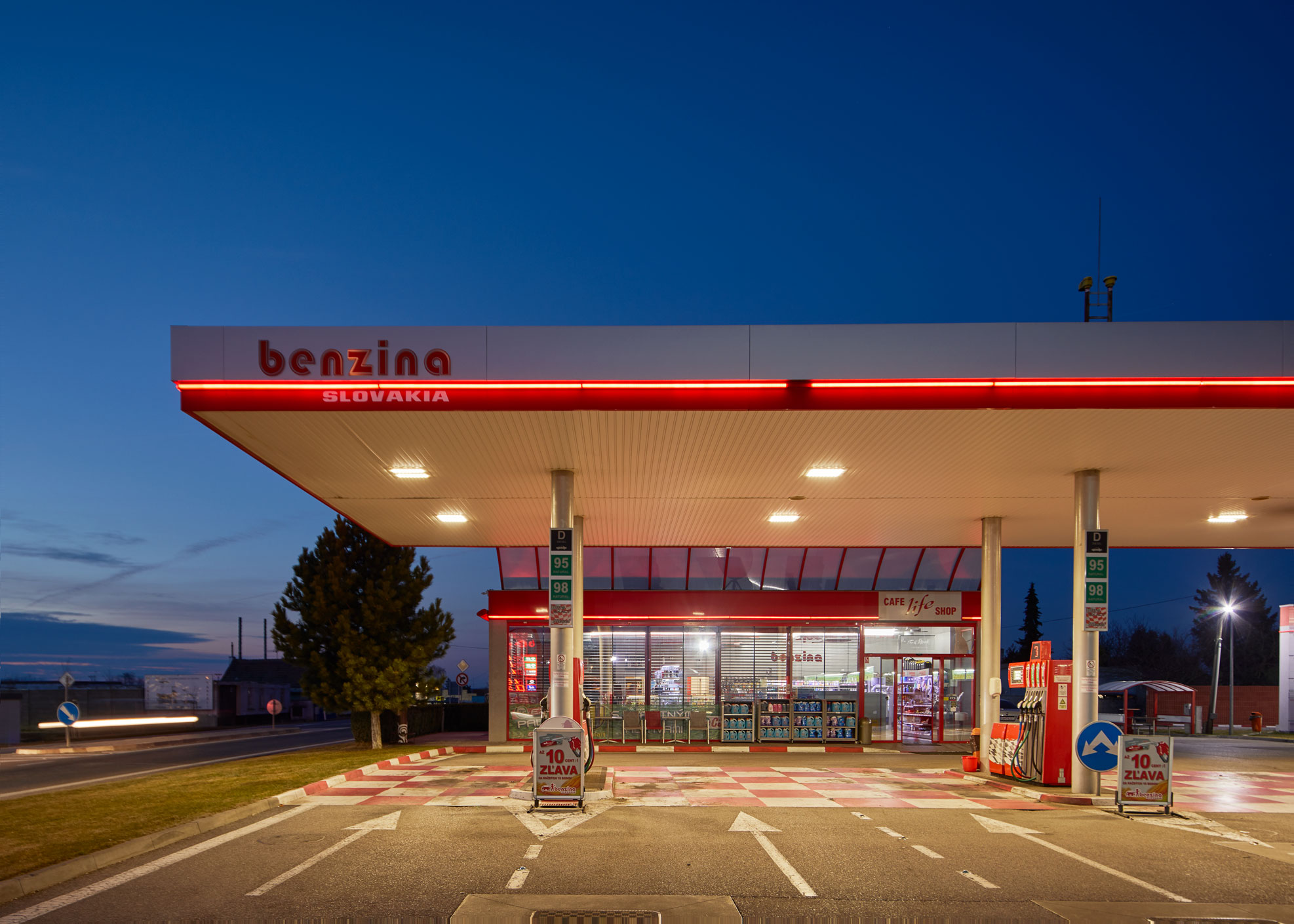 Benzina - Montel